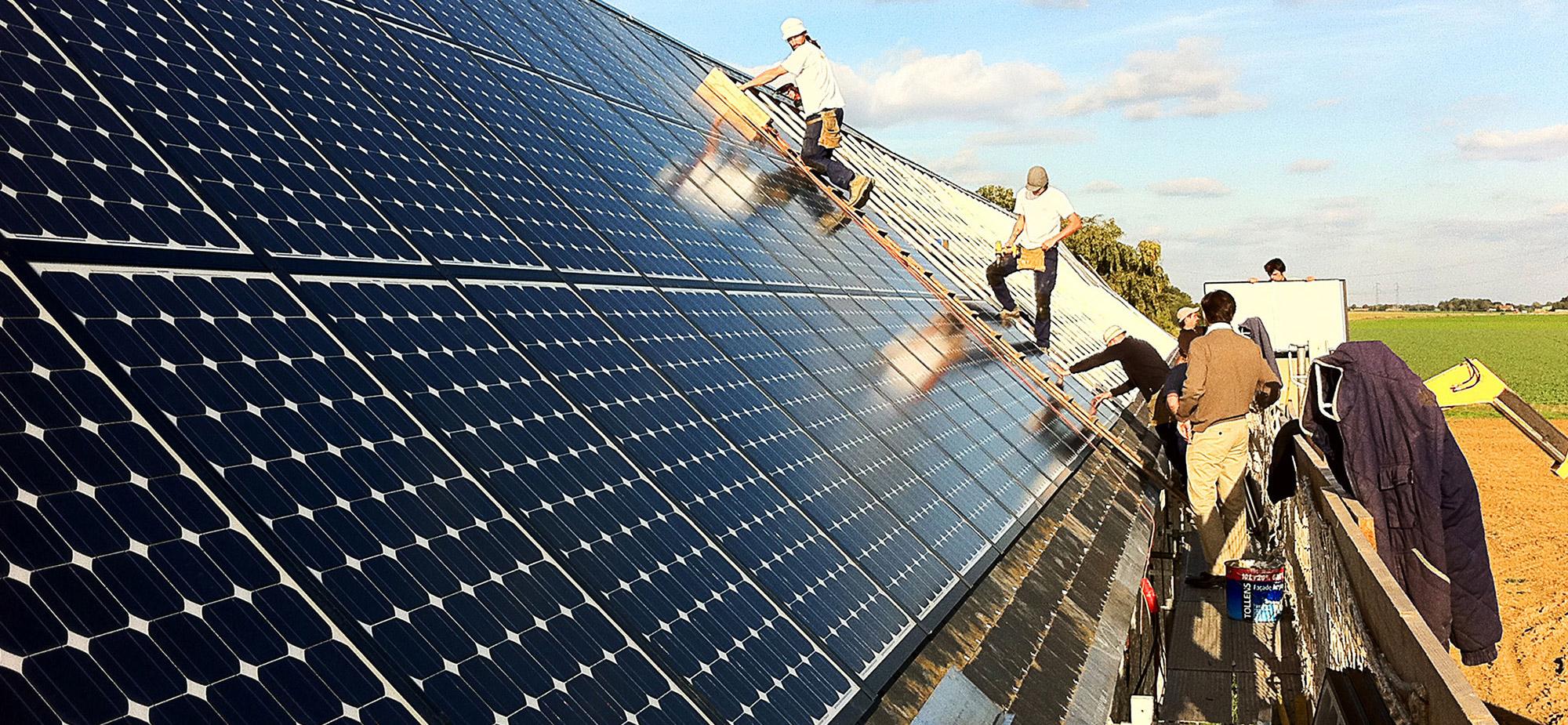 Spécialiste de la maintenance photovoltaïque