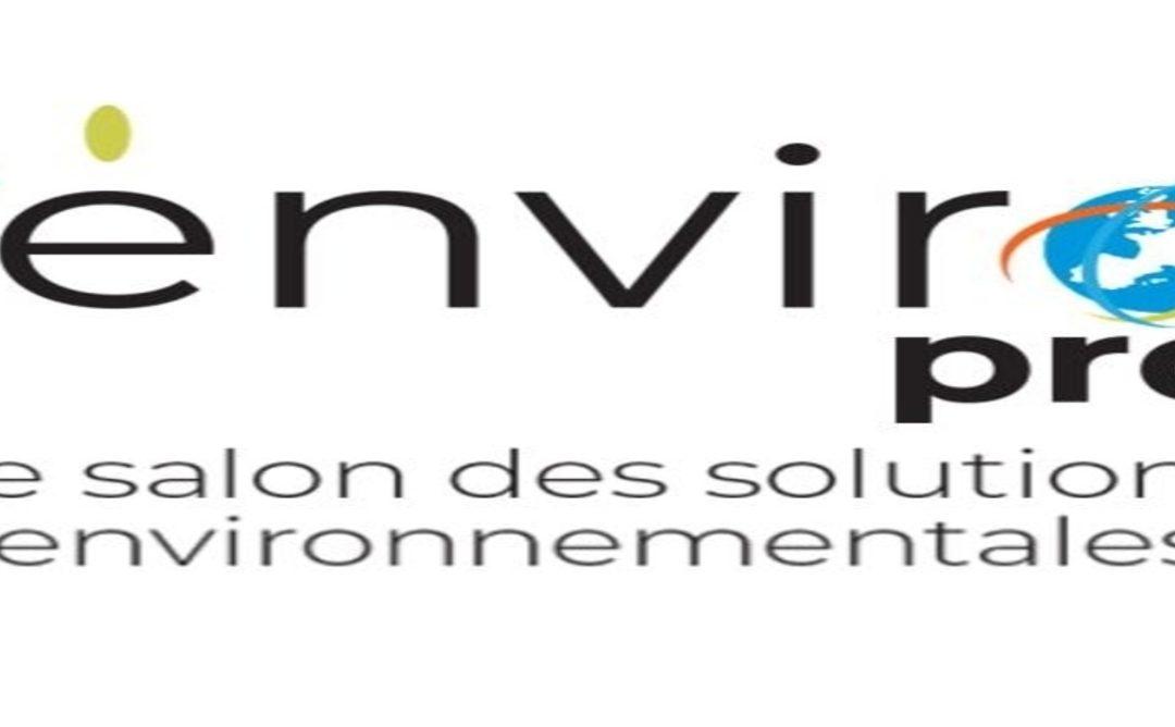Retrouvez EMASOLAR comme exposant au salon ENVIROPRO à Angers !