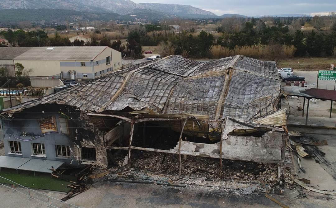 Risque d'incendie photovoltaïque : la maintenance demeure la meilleure prévention !